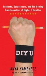 Cover of: DIY U by Anya Kamenetz