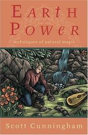 Cover of: Earth Power by Scott Cunningham