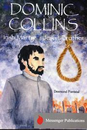 Cover of: Dominic Collins | Desmond Forristal