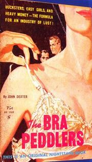 Cover of: The Bra Peddlers | Robert Silverberg