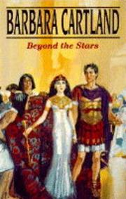 Cover of: Beyond the stars by Barbara Cartland