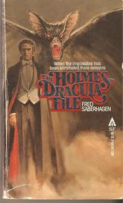 Cover of: The Holmes-Dracula File | Fred Saberhagen