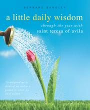 Cover of: A little daily wisdom by Teresa of Avila, Saint