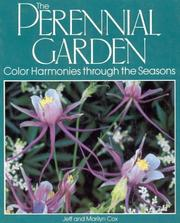 Cover of: The Perennial Garden | Jeff Cox