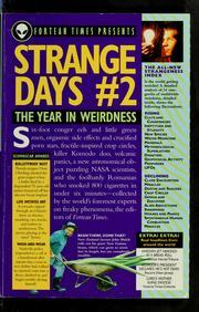 Strange days #2