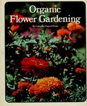 Cover of: Organic flower gardening by Catharine Osgood Foster