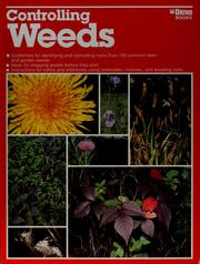 Cover of: Controlling weeds by Barbara H. Emerson