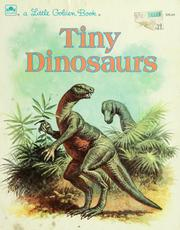 Cover of: Tiny dinosaurs by Steven Lindblom
