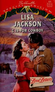 Cover of: C Is For Cowboy | Lisa Jackson