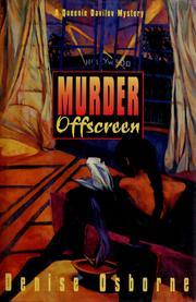 Murder offscreen