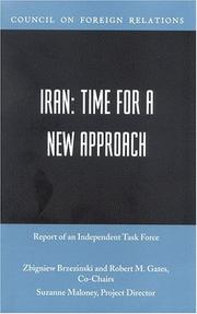 Cover of: Iran by Suzanne Maloney