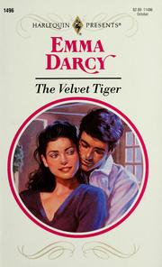The Velvet Tiger | Open Library