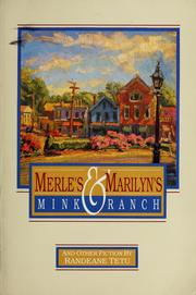 Cover of: Merle's & Marilyn's mink ranch and other fiction | Randeane Tetu