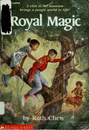 Cover of: Royal Magic | Ruth Chew