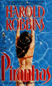 Cover of: The Piranhas | Harold Robbins