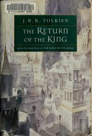 Cover of: The Return of The King by J. R. R. Tolkien