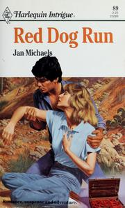 Cover of: Red dog run | Jan Michaels