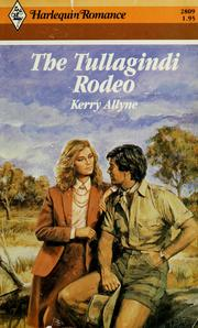 Cover of: Tullagindi Rodeo by Kerry Allyne