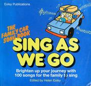 Cover of: Sing As We Go | Helen Exley