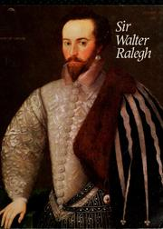 Cover of: Sir Walter Ralegh by Peter Hammond