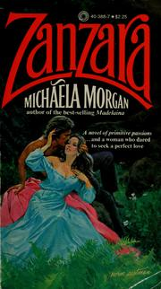 Cover of: Zanzara by Michaela Morgan