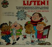 Cover of: Listen! by Joy Wilt Berry