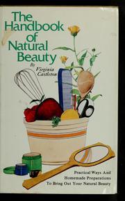 The handbook of natural beauty