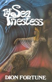 Cover of: The sea priestess | Dion Fortune