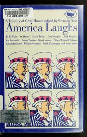 Cover of: America laughs by Seymour Reit