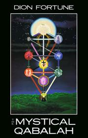 Cover of: The Mystical Qabalah | Dion Fortune