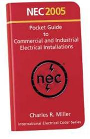 Cover of: 2005 NEC Volume 2 Commercial and Industrial Pocket Guide (National Electrical Code(Nec) Pocket Guide Volume 2 Commercial and Industrial) | National Fire Protection Association.
