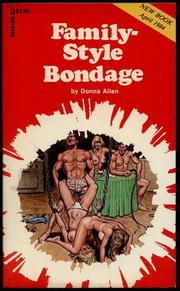 Cover of: Family-Style Bondage by Donna Allen