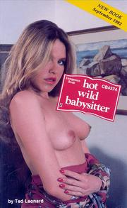 Cover of: Hot Wild Babysitter by Ted Leonard
