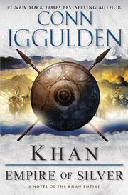 Cover of: Khan | Conn Iggulden