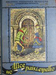 Cover of: Through the looking-glass by Lewis Carroll