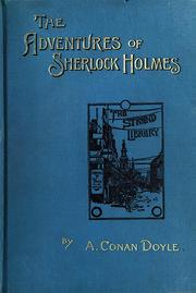 Cover of: The adventures of Sherlock Holmes | Sir Arthur Conan Doyle