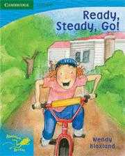 Cover of: Pobblebonk Reading 3.5 Ready, Steady, Go! by Wendy Blaxland