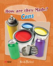 Cover of: Cans | Wendy Blaxland