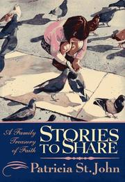 Cover of: Stories to Share by Patricia St John