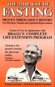 Cover of: The Miracle of Fasting | Paul Chappuis Bragg