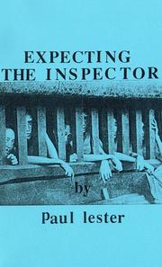 Cover of: Expecting the Inspector | Paul Lester