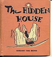 Cover of: The Hidden House by Margaret Wise Brown