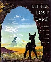 Cover of: Little Lost Lamb | Margaret Wise Brown, Golden MacDonald