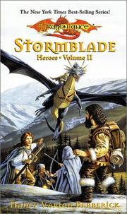 Cover of: Stormblade (Dragonlance Heroes, Vol 2) by Nancy Varian Berberick