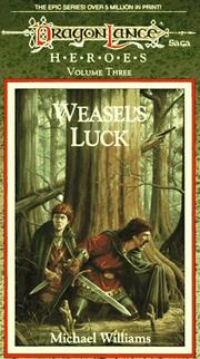 Cover of: Weasel's luck by Michael Williams