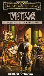 Cover of: Tantras (Forgotten Realms:  Avatar Trilogy, Book 2) by Richard Awlinson