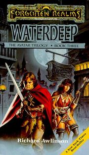 Cover of: Waterdeep by Richard Awlinson