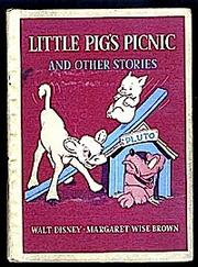 Cover of: Little pig's picnic | Margaret Wise Brown