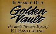 Cover of: In search of a golden vault by E. J. Easterling