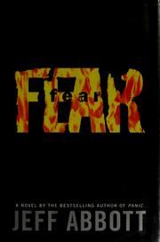 Cover of: Fear | Jeff Abbott